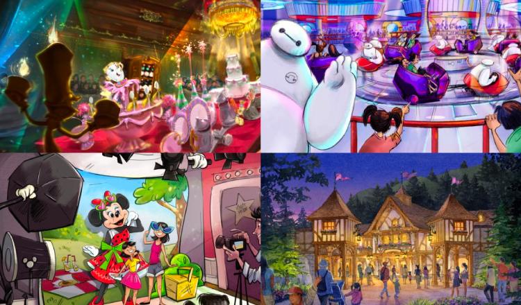 Tokyo Disneyland 2020