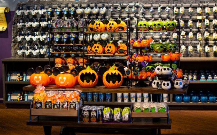 halloween a Disney Springs