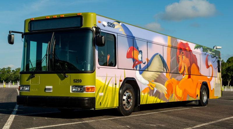 Autobus Walt Disney World