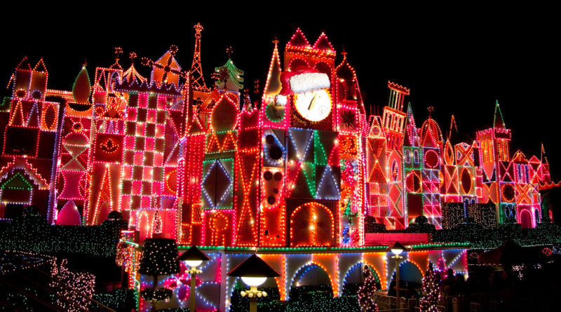 it's a small world Natale