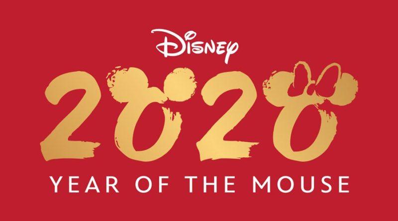 2020 Anno del Topo al Disney California Adventure