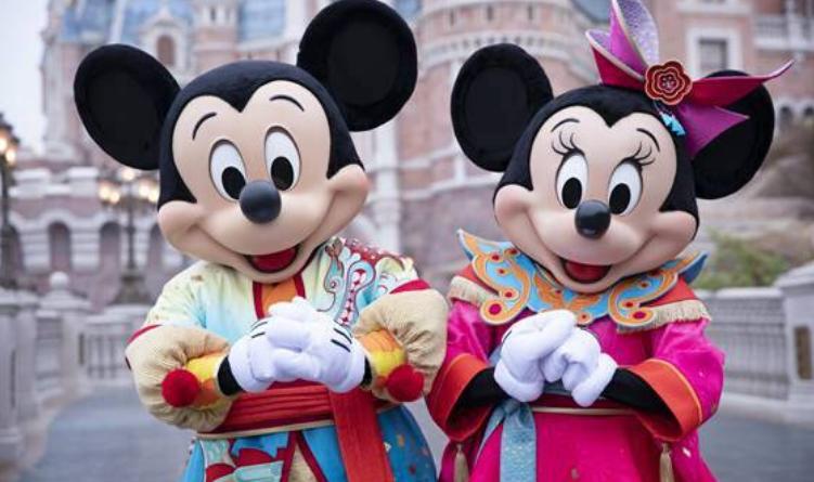 Shanghai Disney Resort Anno del Topo