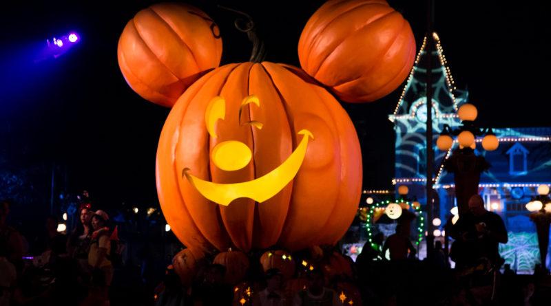 Decorazioni Halloween Walt Disney World