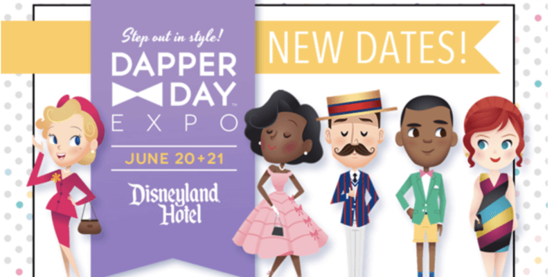 Dapper Day Banner