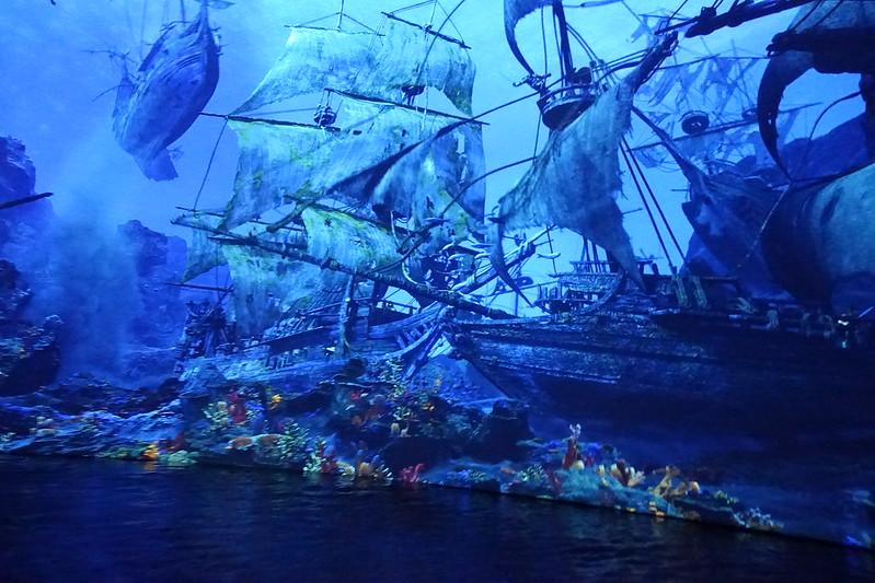 pirati caraibi shanghai disneyland