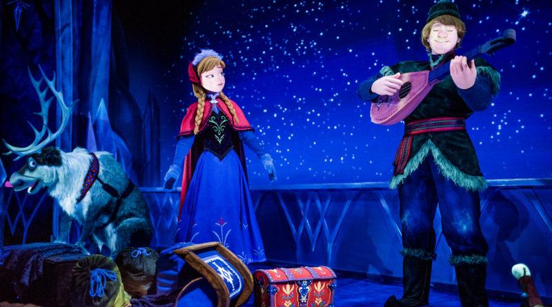 Frozen Fever After a Walt Disney World