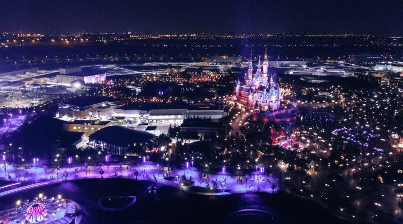 Apertura Shanghai Disneyland