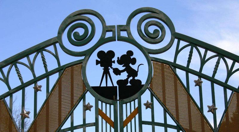 Hidden Mickeys Disneyland Paris