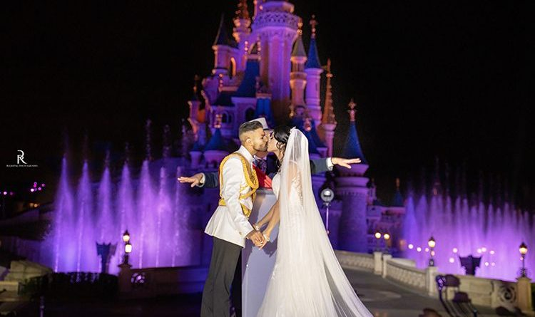 Matrimonio a Disneyland Paris