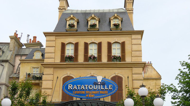 ratatouille the adventure