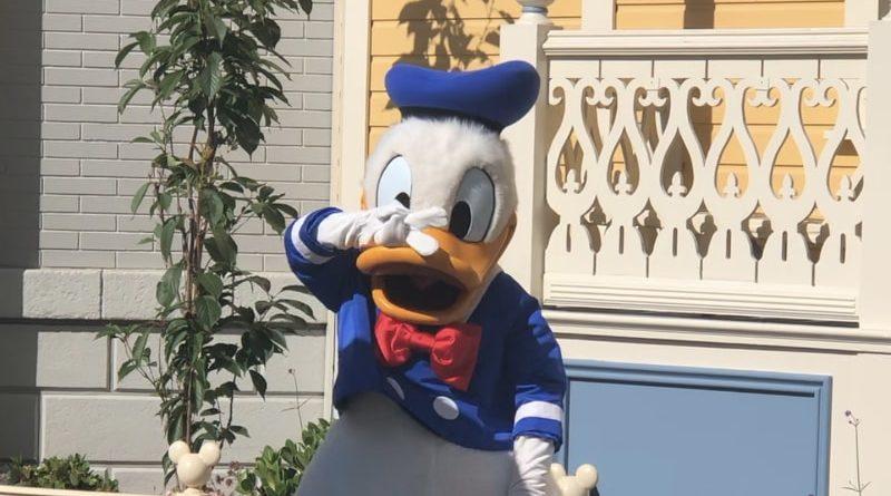 Disneyland Paris canzone 2020