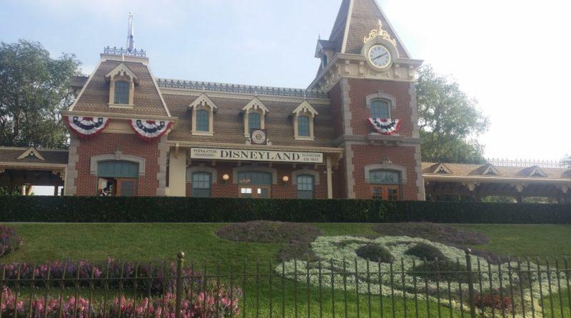Stazione del Disneyland Park