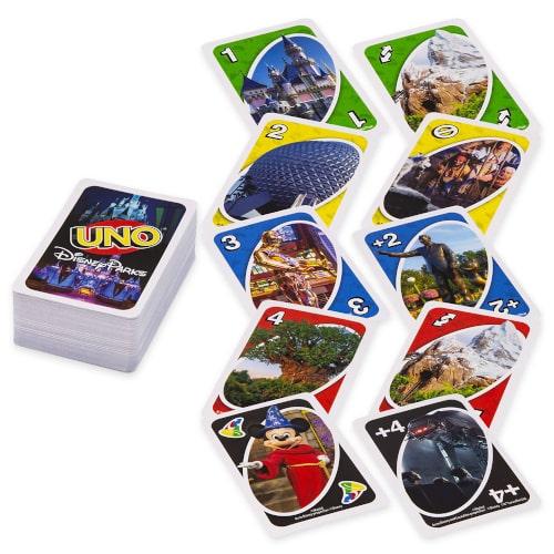 gioco carte Uno Disney