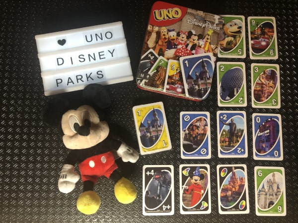 Carte Uno dei Parchi Disney