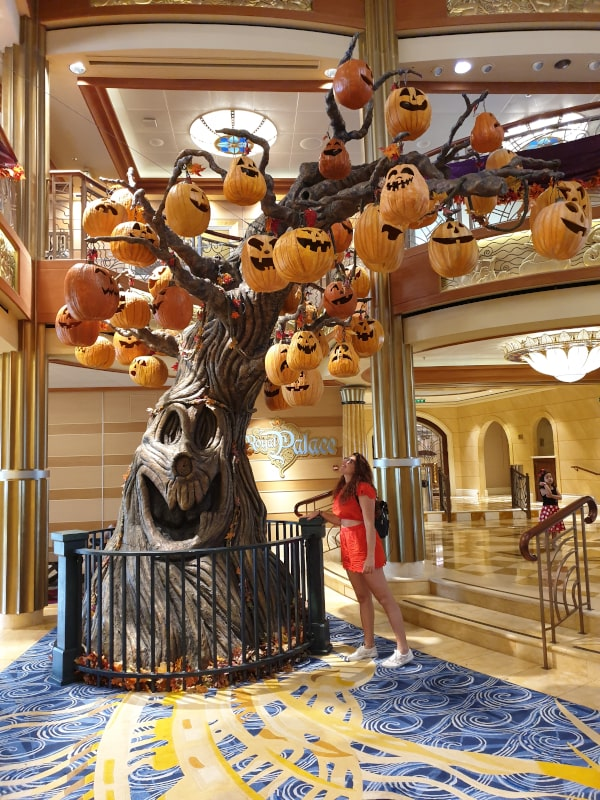 Crociera Disney di Halloween