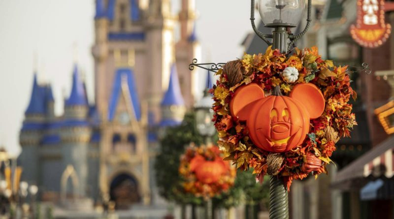 Halloween Walt Disney World 2020