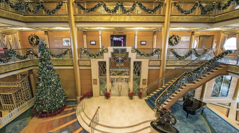 Crociera Disney a Natale