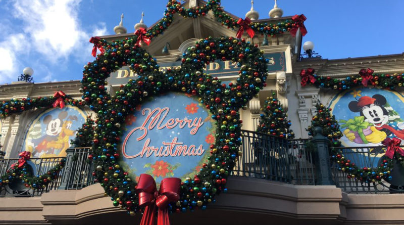 Disneyland Paris Natale 2020