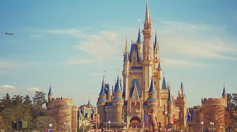 Il Castello di Tokyo Disneyland