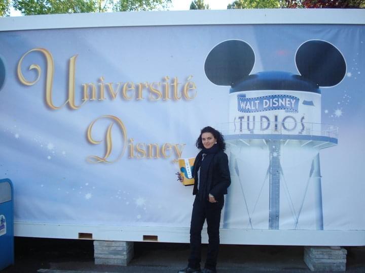 University Disney