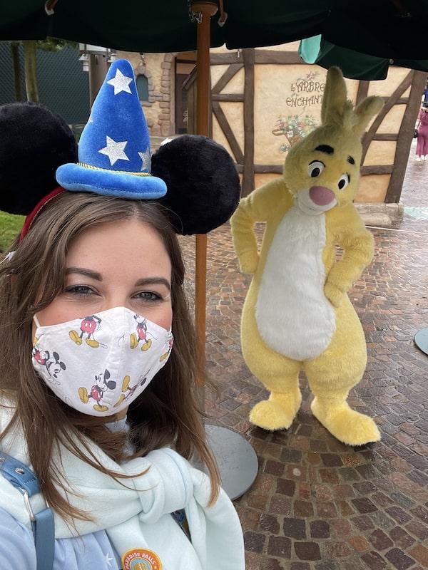 Disneyland Paris Selfie Spot