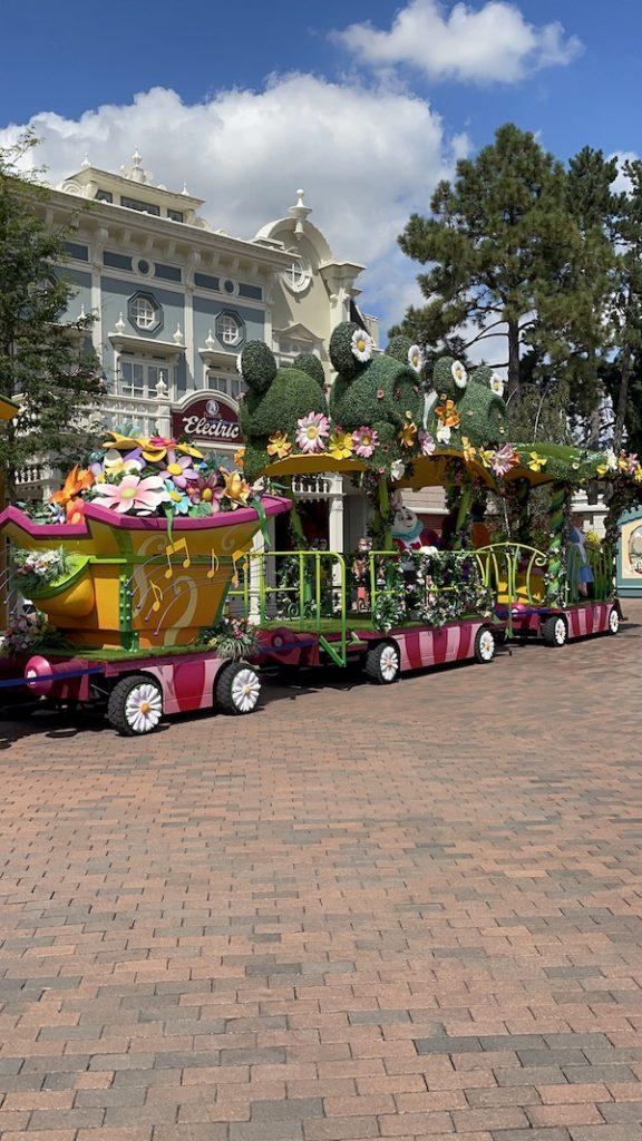 Disneyland Paris parata 2021
